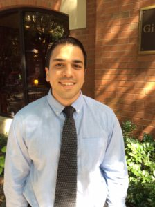 GKH summer law clerk, Angelo Fiorentino